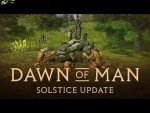 Dawn of Man Solstice Cover
