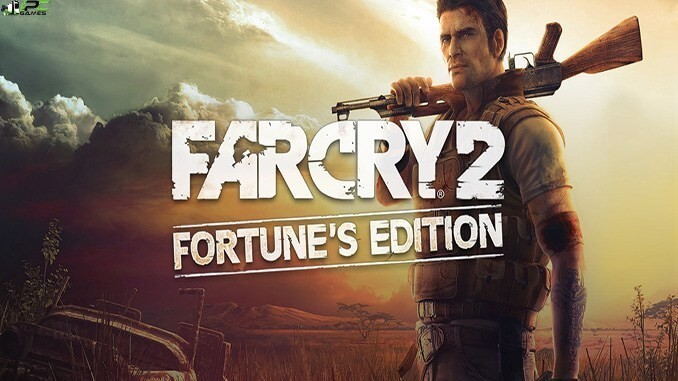 Far Cry 2 Fortunes Edition Cover
