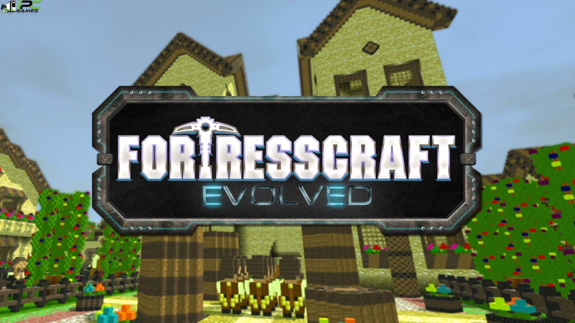 FortressCraft Evolved Adventures Pack Cover