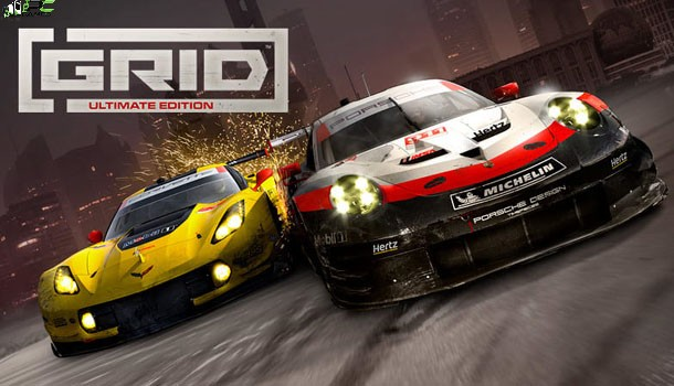 GRID Hot Hatch Showdown Cover