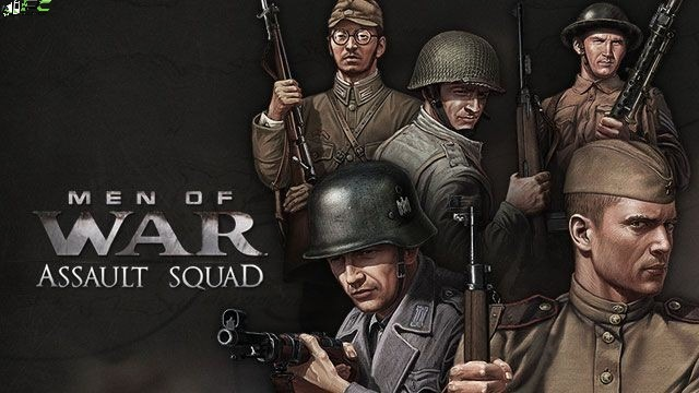 Men of War Assault Squad GOTY Edition Cover