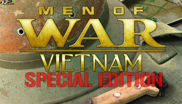 Men of War Vietnam Special Edition Cover