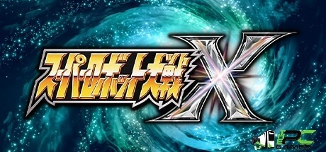 SUPER ROBOT WARS X free pc