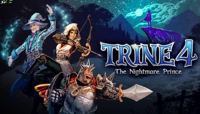 Trine 4 The Nightmare Prince Tobys Dream Cover