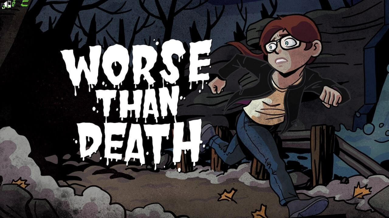 Worse Than Death Cover