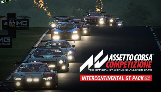 Assetto Corsa Competizione Intercontinental GT Pack Cover