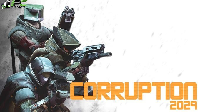 Corruption 2029 game