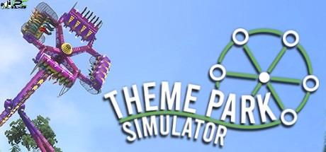 Theme Park Simulator Cover