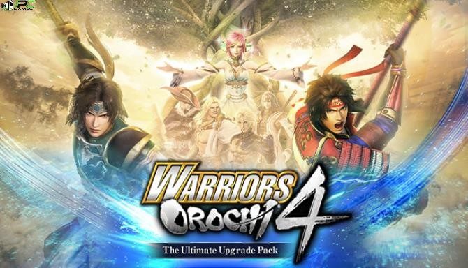 WARRIORS OROCHI 4 Ultimate Deluxe Edition Cover