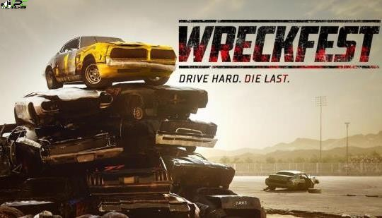 Wreckfest Rusty Rats Cover