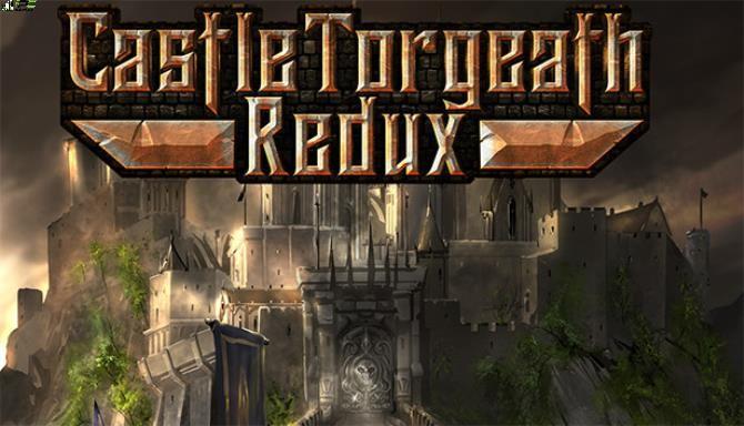 Castle Torgeath Redux Cover