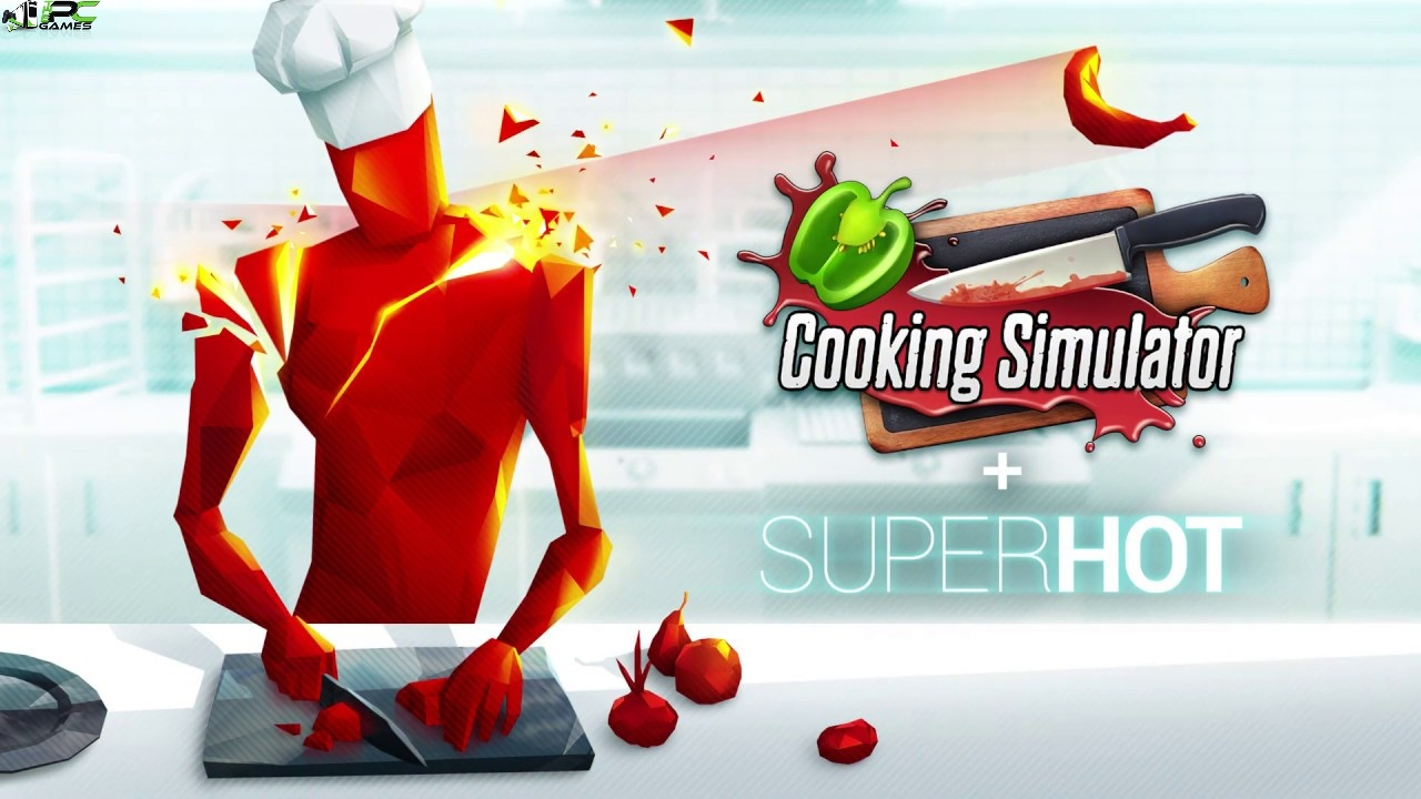 Cooking Simulator SUPERHOT Challenge Cover