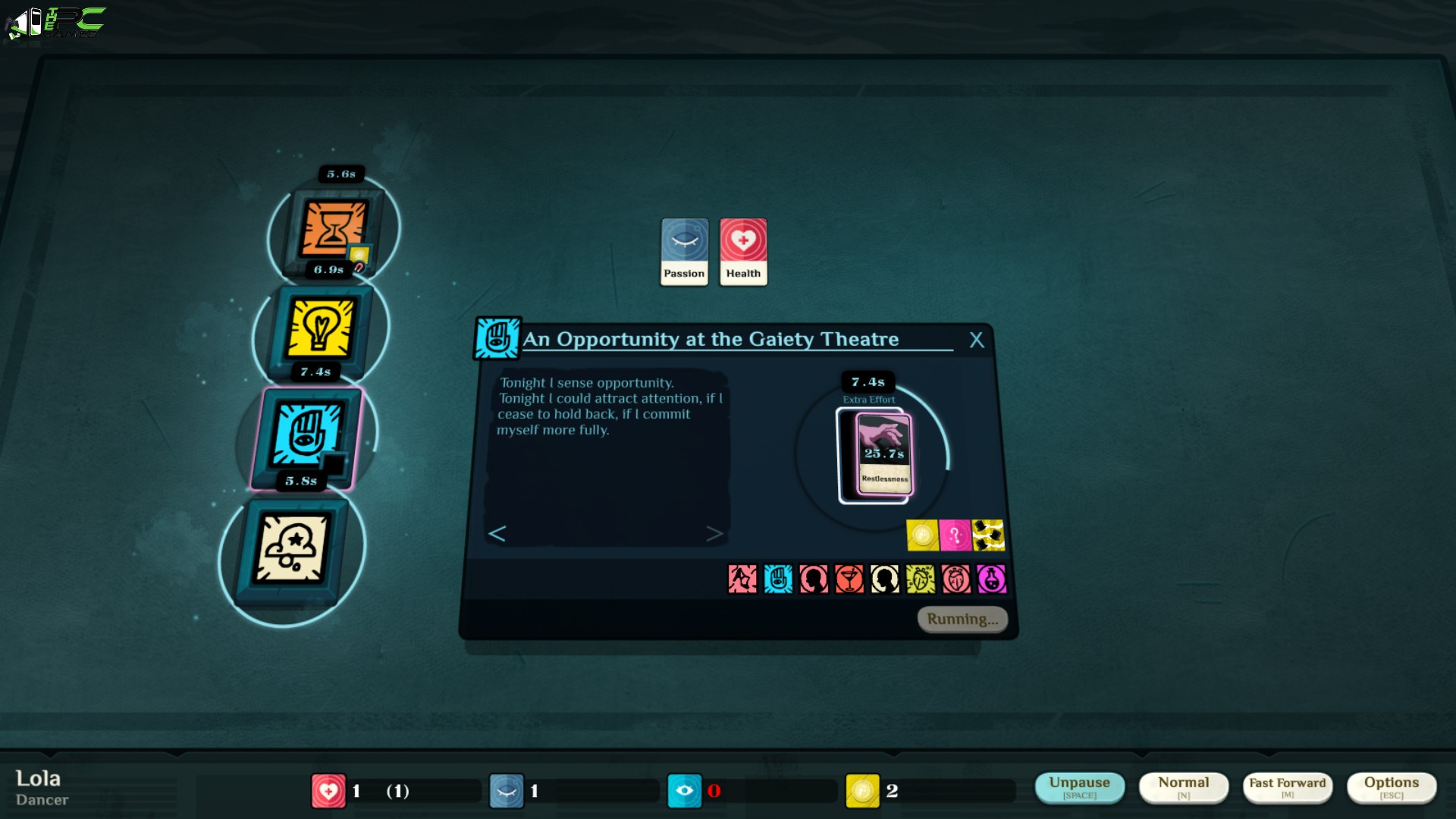 Cultist Simulator: The Exile Download Free