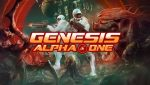 Genesis Alpha One Deluxe Edition Cover