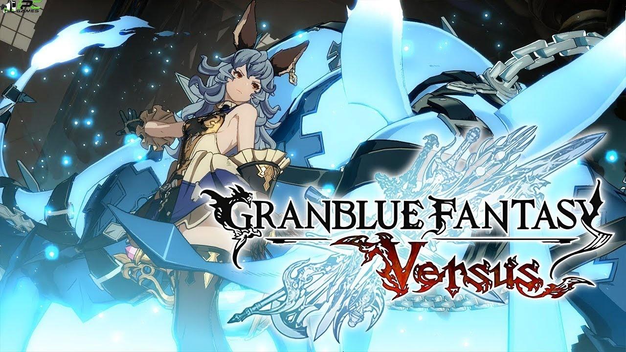Granblue Fantasy Versus Cover