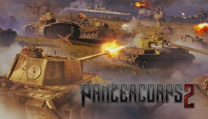 Panzer Corps 2 Cover