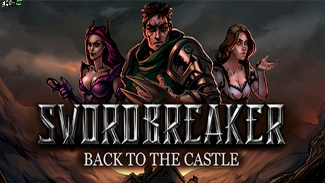 Swordbreaker Back to The Castle Cover
