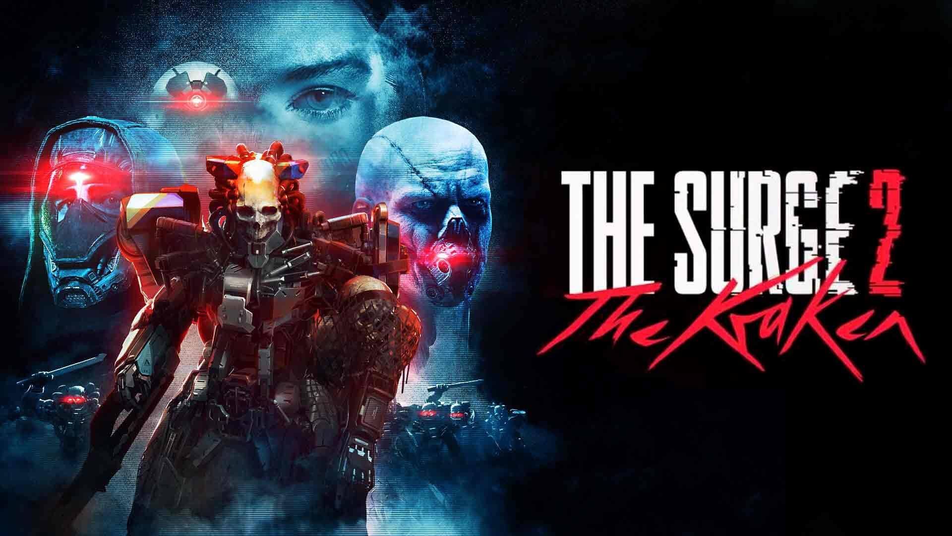 The Surge 2 The Kraken Cover