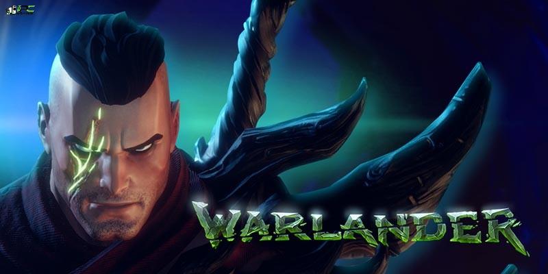 Warlander Cover