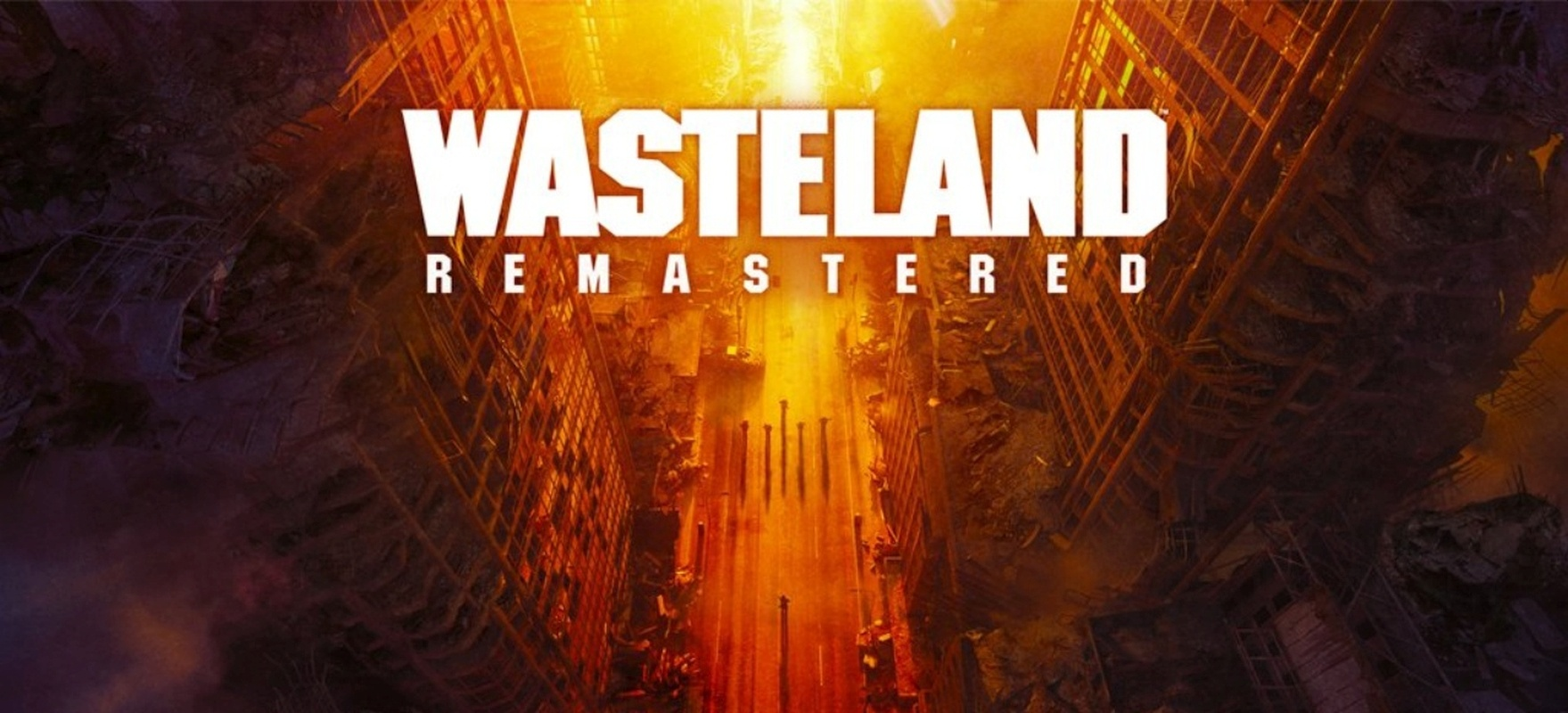 Wasteland Remastered Cover