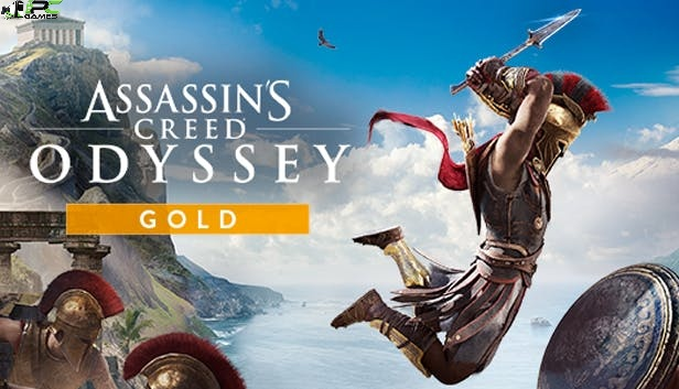 Assassins Creed Odyssey Gold Edition Cover