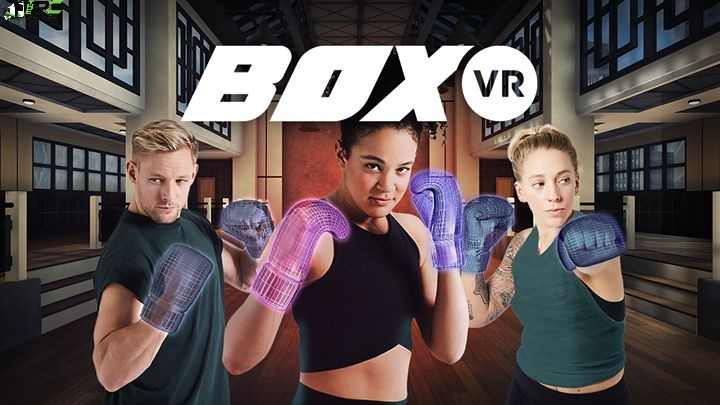 BOXVR Cover