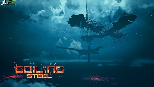 Boiling Steel VR Cover