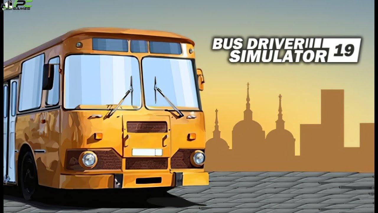Bus Driver Simulator 2019 Cover
