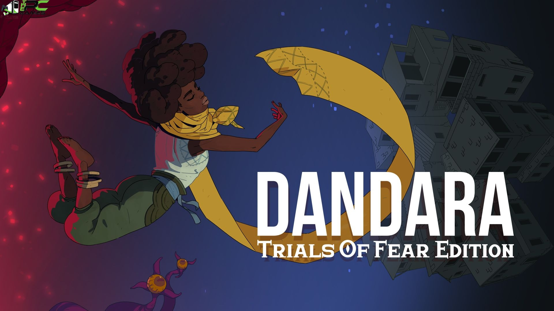 Dandara Trials of Fear Enhanced Edition Cover