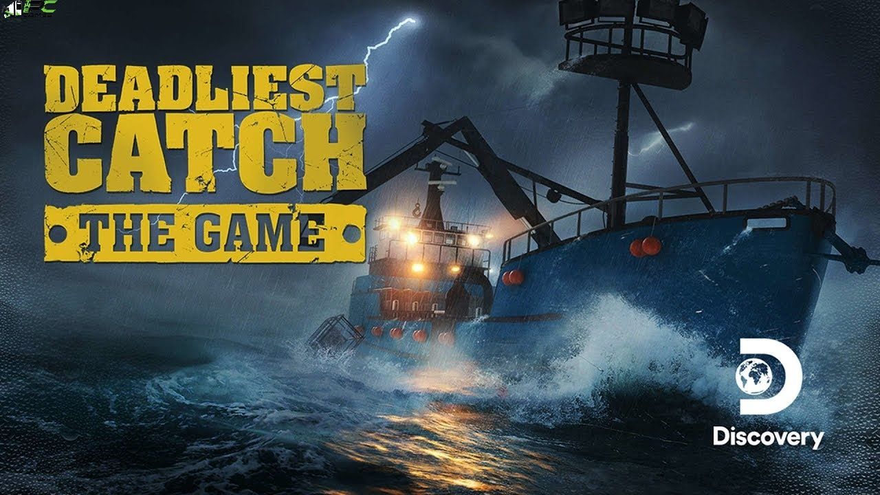 Deadliest Catch The Game Cover