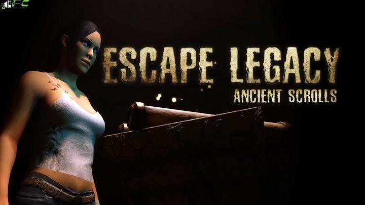Escape Legacy VR Cover
