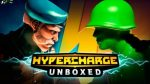 HYPERCHARGE Unboxed Cover