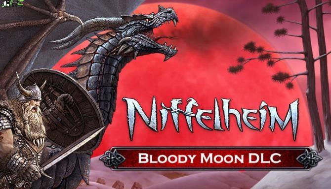 Niffelheim Bloody Moon Cover