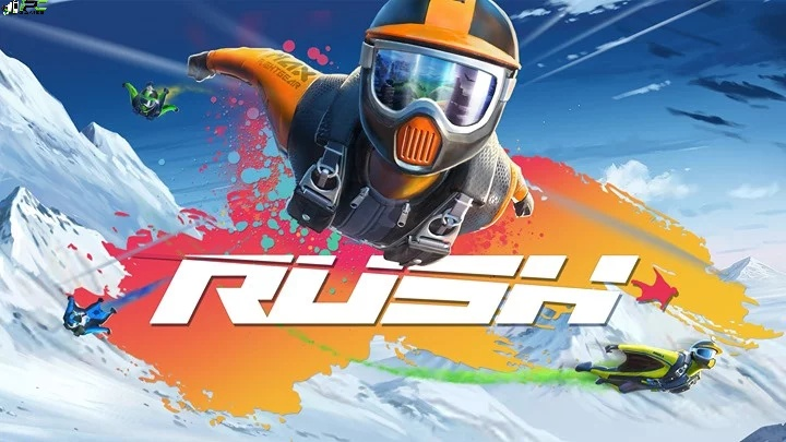 RUSH VR Cover
