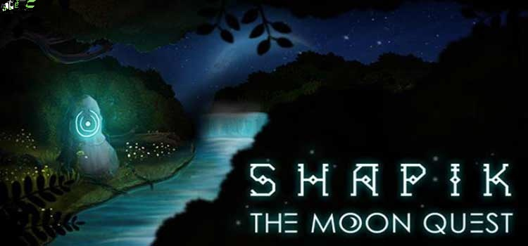 Shapik The Moon Quest Cover