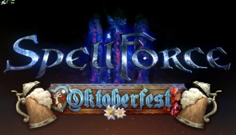 SpellForce 3 Soul Harvest Oktoberfest Cover