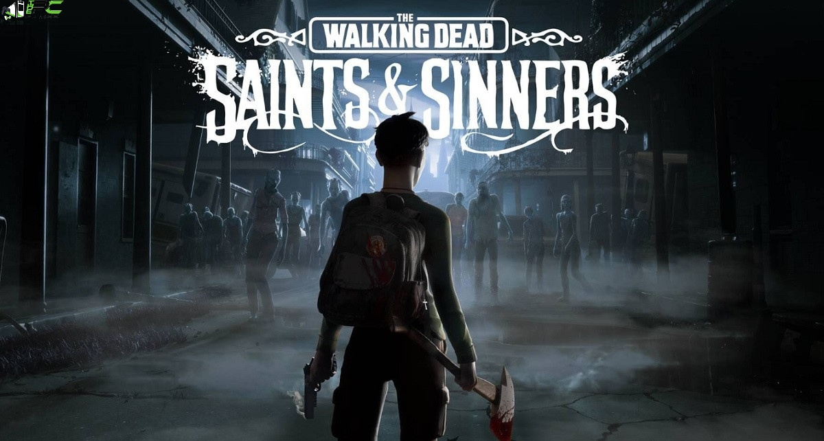 The Walking Dead Saints and Sinners VR Cover