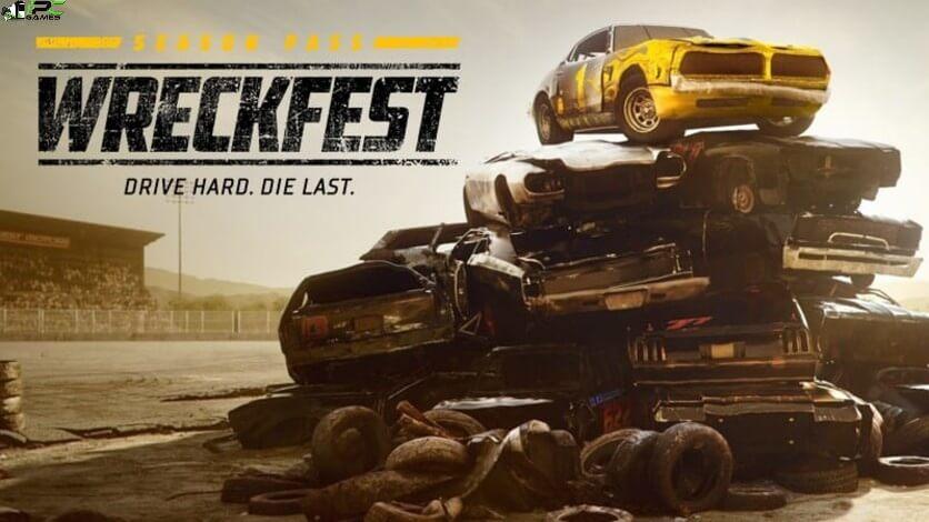 Wreckfest American All Stars Cover