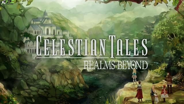 Celestian Tales Realms Beyond Cover