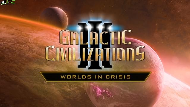 Galactic Civilizations III Worlds in Crisis Cover