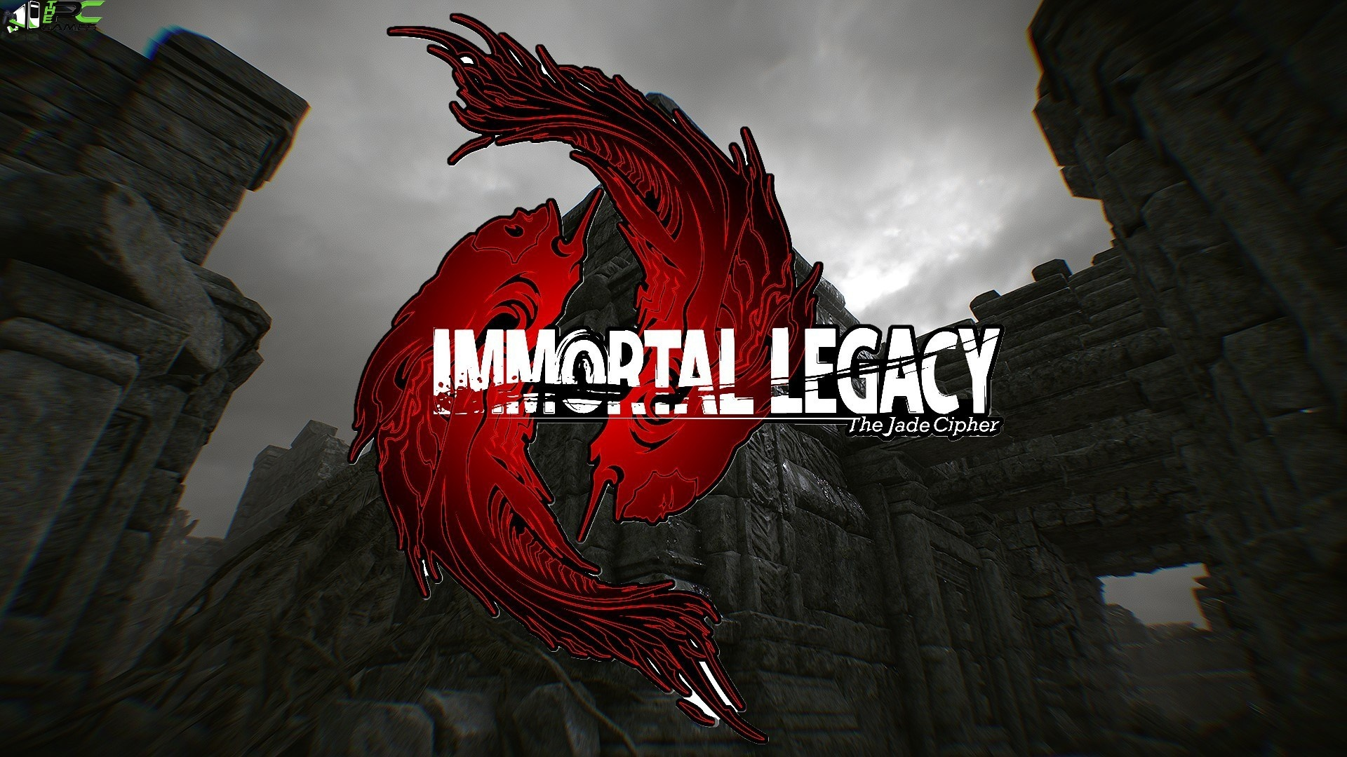 Immortal Legacy The Jade Cipher Cover