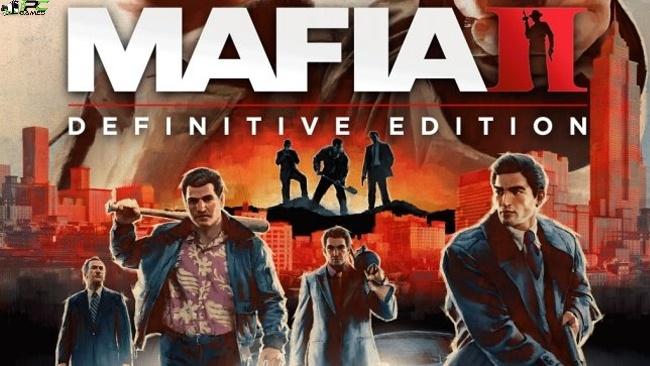 Mafia II Definitive Edition Cover