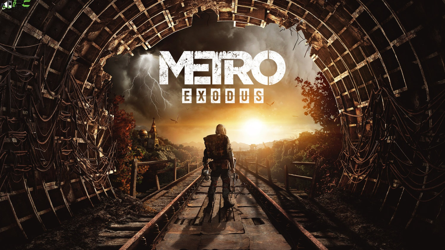 Metro Exodus Gold Edition Cover