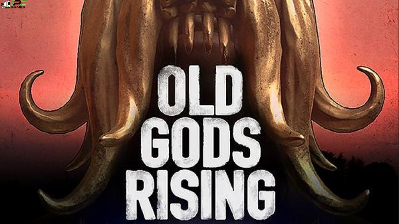 Old Gods Rising Cover