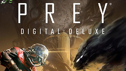 Prey Digital Deluxe Edition Cover