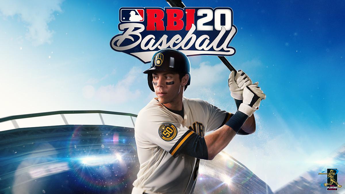 R.B.I Baseball 20 Cover