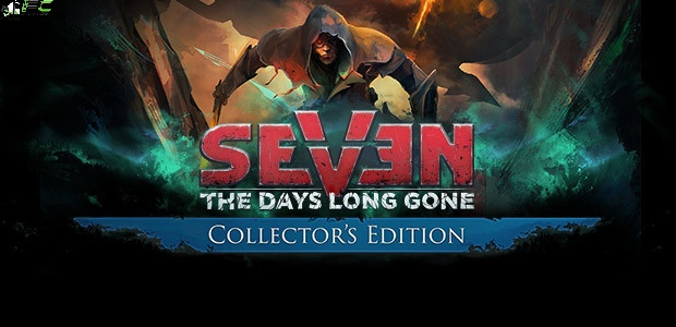 Seven Enhanced Collectors Edition Cover