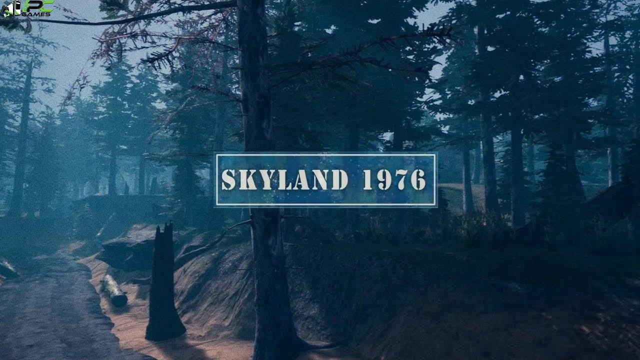 Skyland 1976 Cover