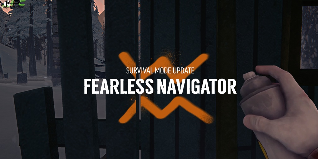 The Long Dark Fearless Navigator Cover