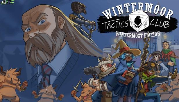 Wintermoor Tactics Club Wintermost Edition Cover